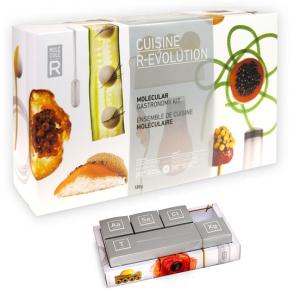 La cuisine moleculaire pour les debutants blog de - Cuisine moleculaire kit ...