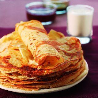 Chandeleur : recette pâte à crêpes