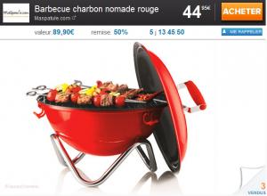 Barbecue bodum Fyrkat