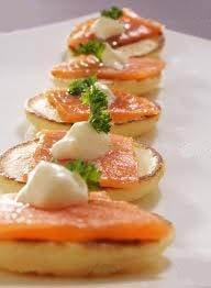 Toasts saumon